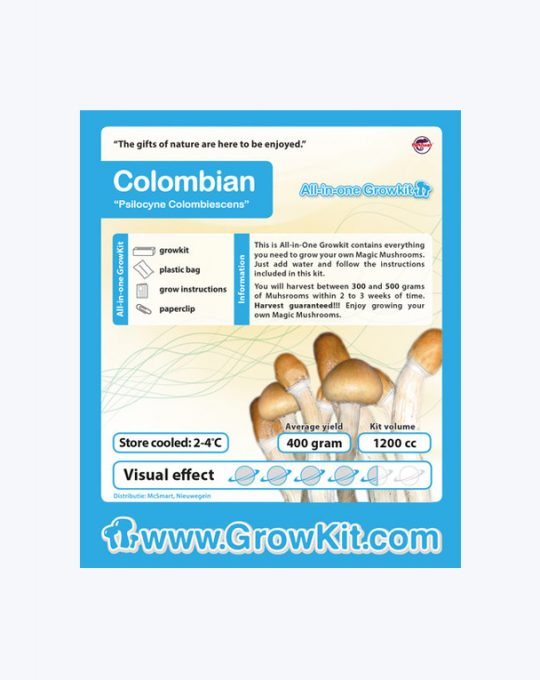 COLOMBIAN-GROWKIT