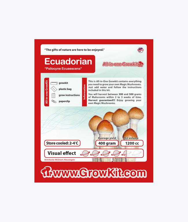 ECUADORIAN-GROWKIT