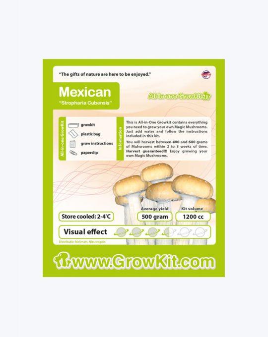 MEXICAN-GROWKIT