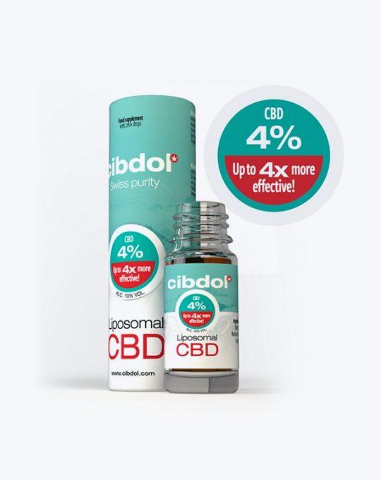 Liposomale-CBD-Olie-4%