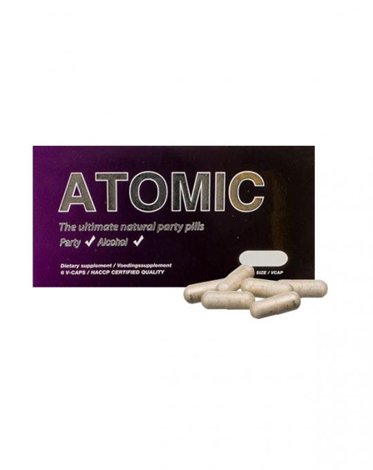atomic pillen