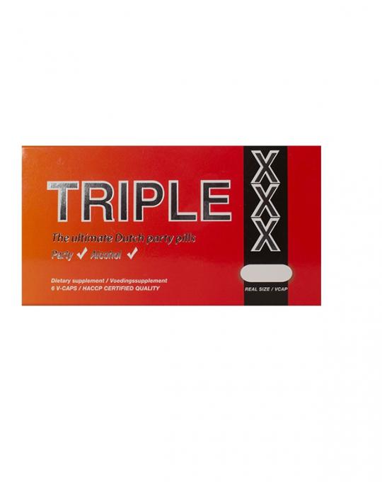 tripple x pillen